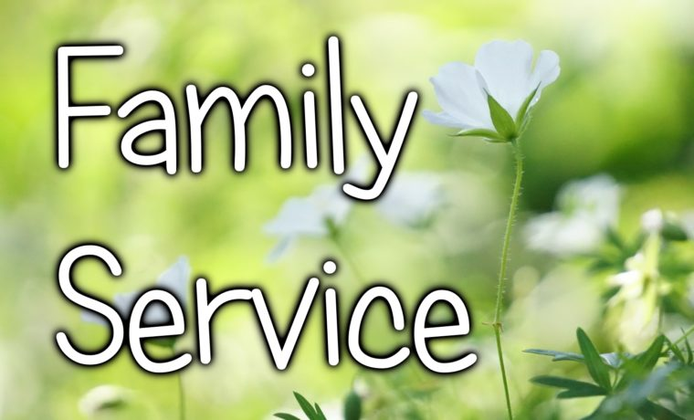 Matthew 18:1-6 (Family Service 5 July 2020)