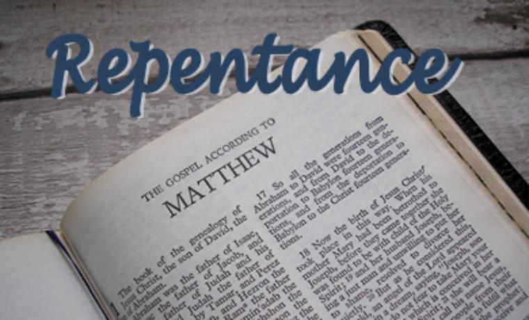Matthew 3:1-12 (Sunday 22 November 2020)