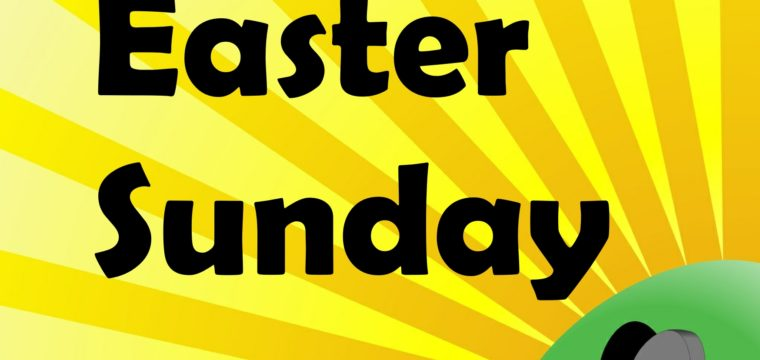 Easter Day (4 April 2021)